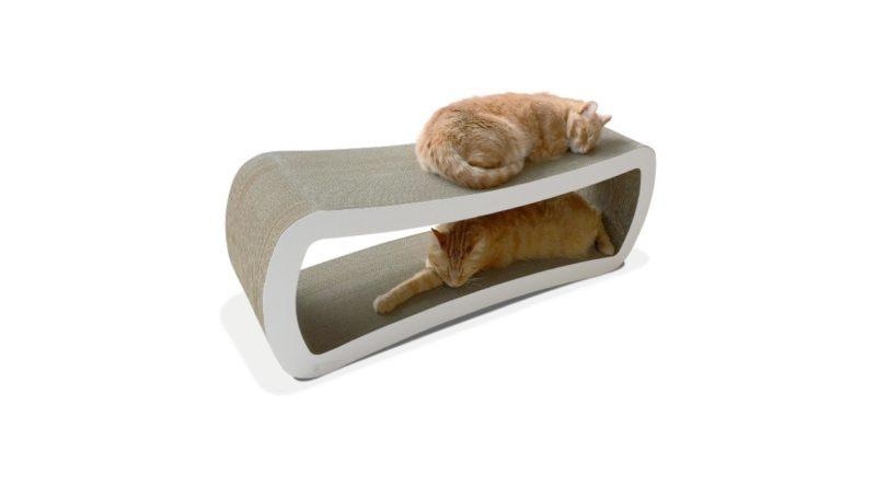 PetFusion Jumbo Cat Scratcher Lounge – Review