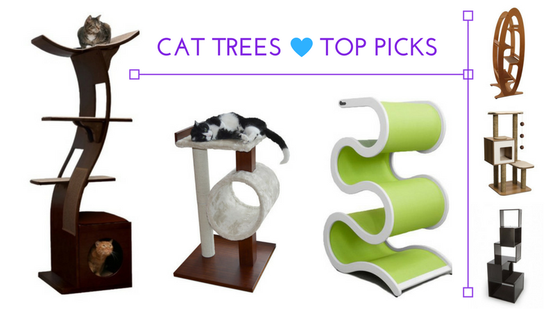 Top Cat Trees of 2016