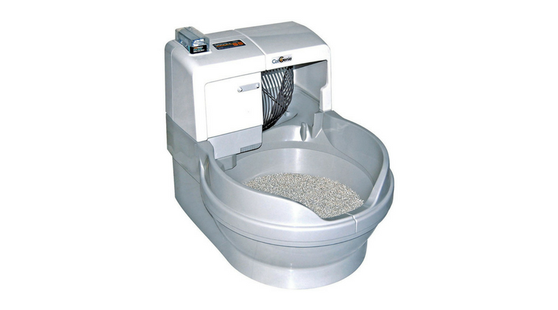 Automatic Litter Box Reviews Kitty Loaf