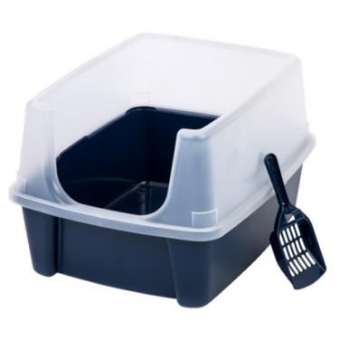 IRIS Open Top Cat Litter Box – Review