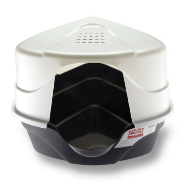 Nature's Miracle Advanced Corner Hooded Litter Box – Review
