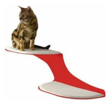 The Refined Feline Cat Clouds Cat Shelf – Review