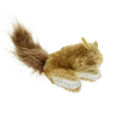 KONG Squirrel Refillable Catnip Toy