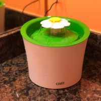 Catit Flower Fountain Plugged In