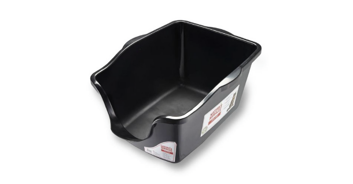 Nature S Miracle High Sided Litter Box Review Kitty Loaf