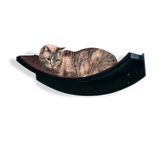 Lotus Leaf Cat Shelf