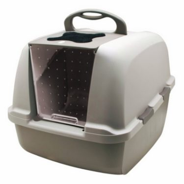 Catit Jumbo Hooded Litter Pan