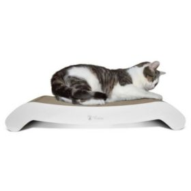 PetFusion Flip Lounge Cat Scratcher