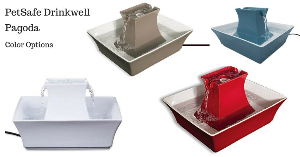 Petsafe Drinkwell Pagoda Pet Fountain Review Kitty Loaf