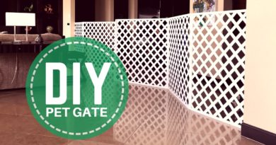 Extra Large Pet Gate for Cats