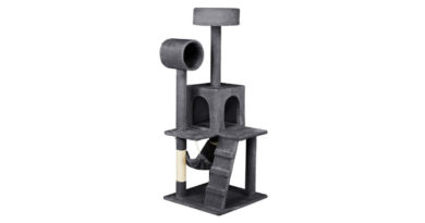 Yaheetech 52-inch Cat Tree Review