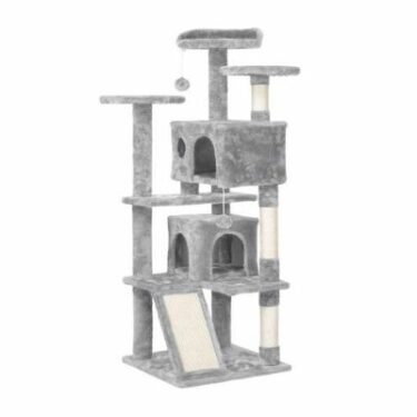 Topeakmart 54-inch Cat Tree Tower